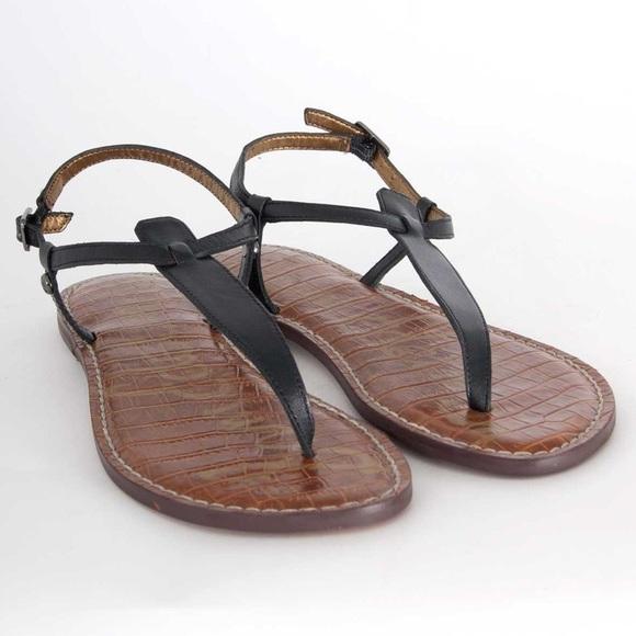 710fb02531b3 Sam Edelman Gigi Sandals Black Size 8.5. M 5af0c1695512fdc023b1425e